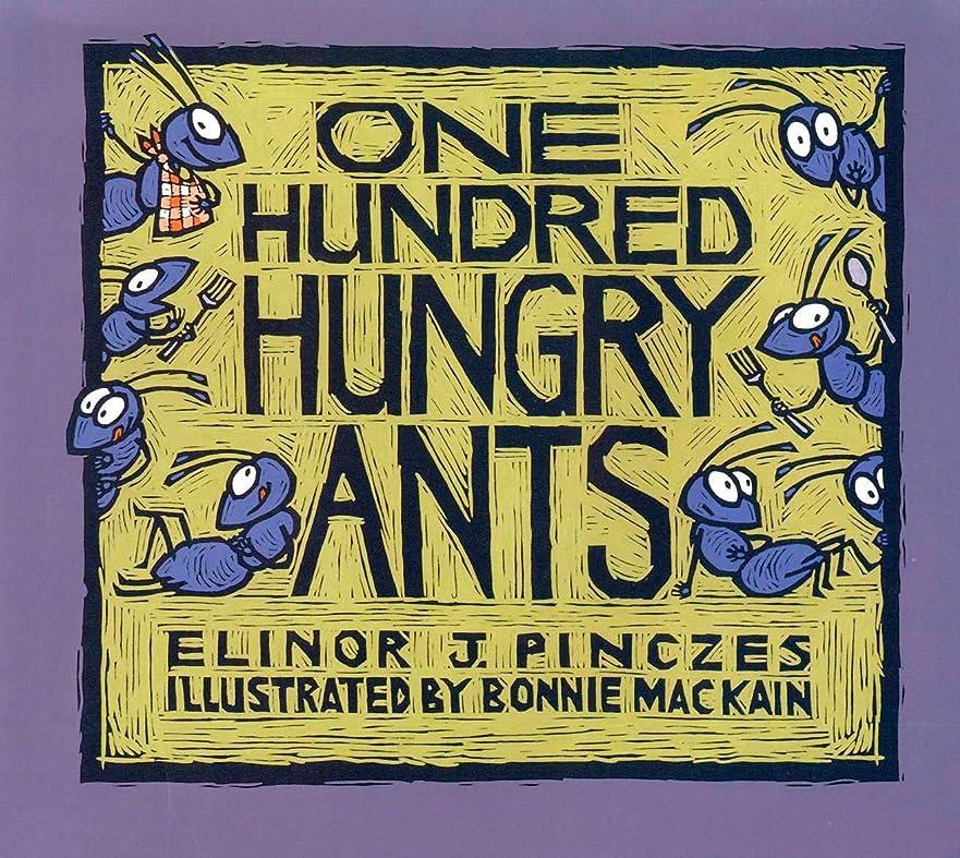 ハーブスタジアム大量One Hundred Hungry Ants (English Edition)