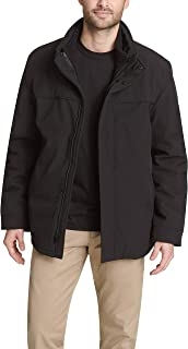 Men's 3-in-1 Soft Shell Systems Jacket with Fleece Liner
