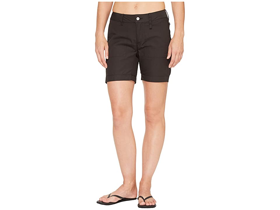 Fjallraven Abisko Shade Shorts (Dark Grey) Women