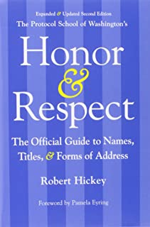 honor & respect