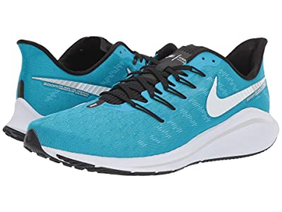 Nike Air Zoom Vomero 14 (Blue Lagoon/White/Black/Vast Grey) Men