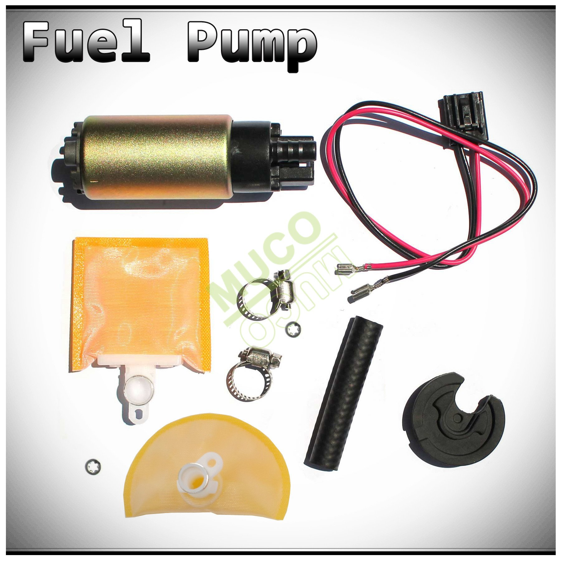 2006 hyundai sonata fuel pump amazon commuco new 1pc high performance electric gas intank efi fuel pump with strainer filter