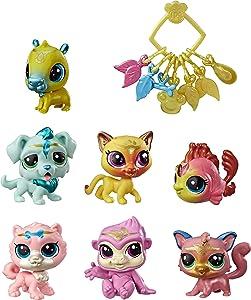 Littlest Pet Shop Lucky Pets Crystal Ball Megapack Surprise Pet Toy, Ages 4 & Up