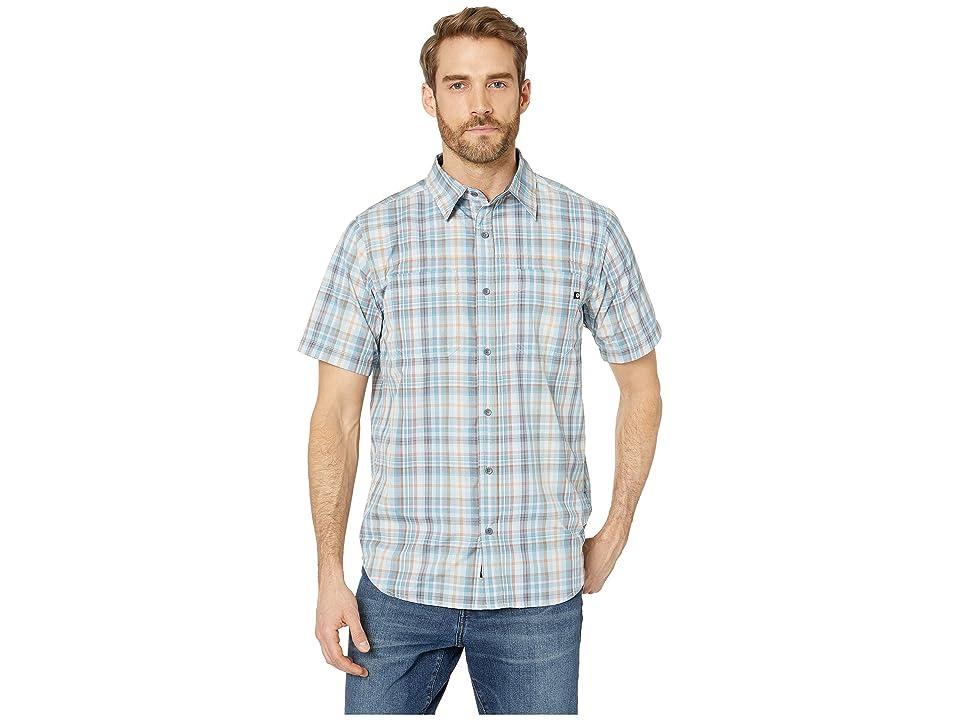 Marmot Highpark Short Sleeve Shirt (Celestrial Blue) Men