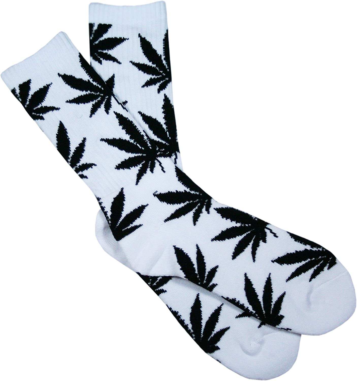 HUF Worldwide PLANTLIFE Crew Socks