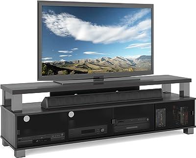 Amazon Com Sonax Fiji 60 Inch Tv Component Bench