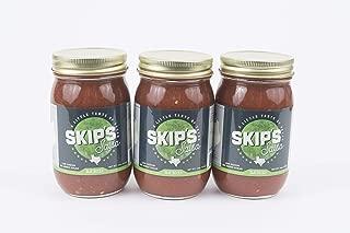 Skip's Salsa Medium 16 oz jar (pack of 3) (Medium (3 pack))