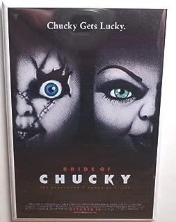 Bride of Chucky Movie Poster 2