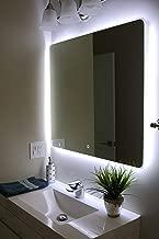 Windbay Backlit Led Light Bathroom Vanity Sink Mirror. Illuminated Mirror. (30