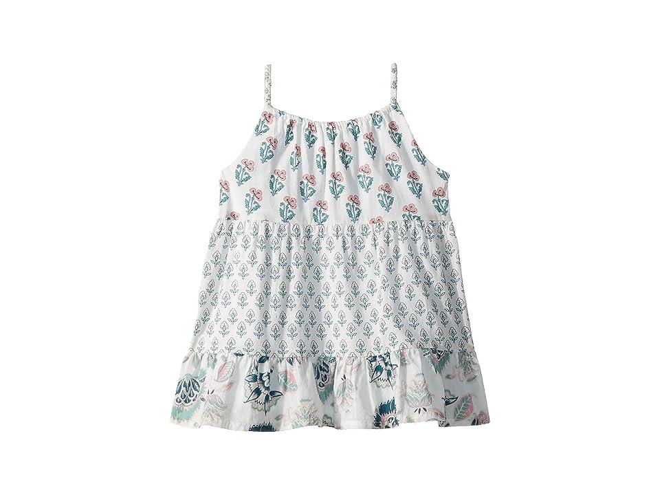 PEEK Lucy Dress (Infant) (White) Girl