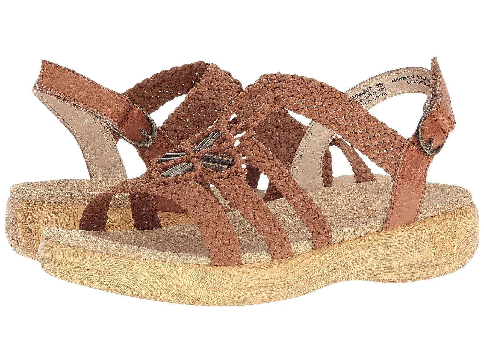 Alegria JenaAtmospheric grades have affordable shoes