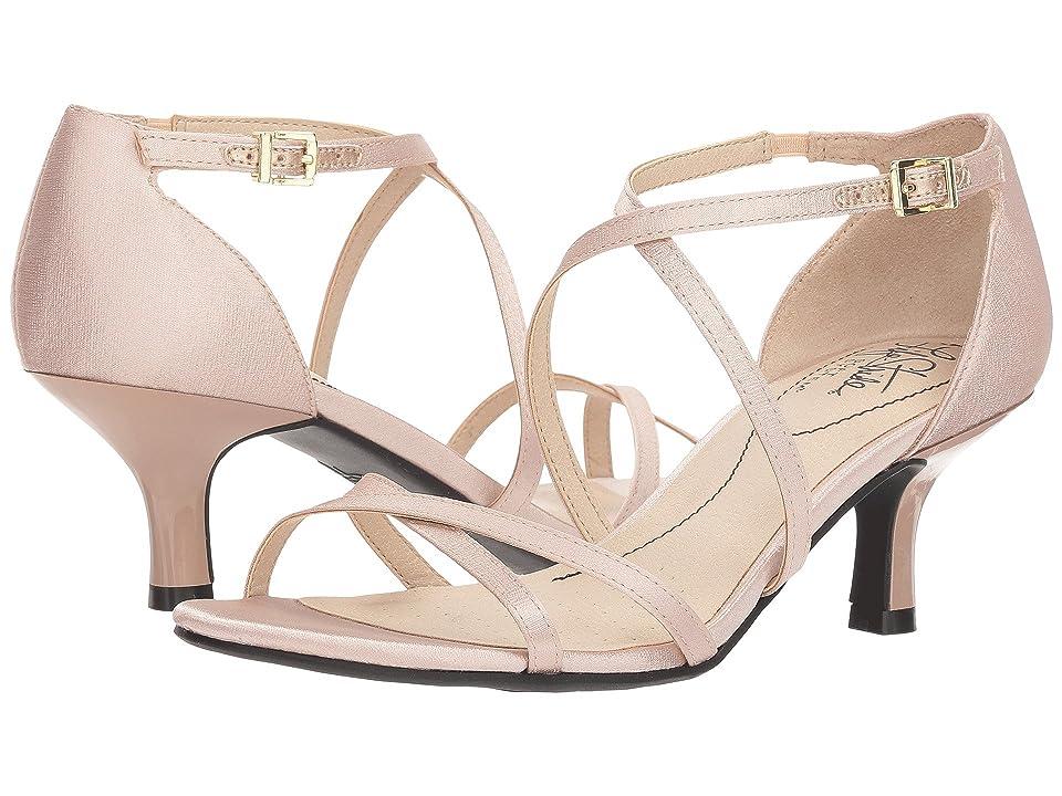 LifeStride Flaunt (Rose Gold) Women's Sandals