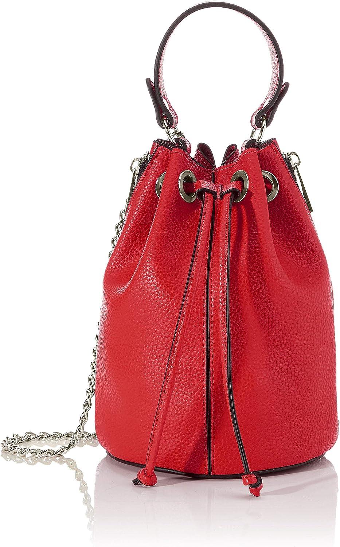 Damen 2-2-61014-24 Bowling Tasche 14 Branded goods 5x21 cm-Rot Red Ranking TOP19 5x14 5