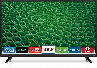 Vizio D40f-E1 1080p 40in Smart LED TV, Black (Renewed)