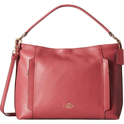 2018 sneakers lowest discount moderate cost Pink COACH Handbags: Amazon.com