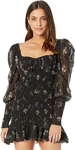 e68b53d5f55c Search Results. Black Floral. 7. For Love and Lemons. Dixon Mini Dress
