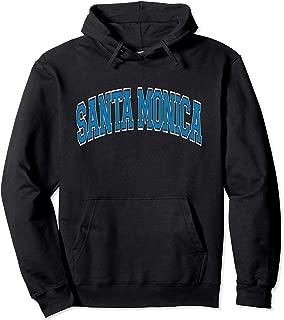 Best santa monica hoodie Reviews