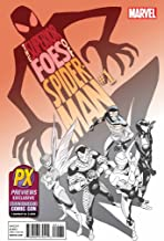 SDCC 2013 Superior Foes of Spider-man #1 Now Exclusive Cover San Diego Comic Con