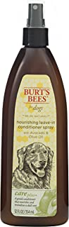 Burt's Bees for Dogs Care Plus Natural Nourishing Conditioner with Avocado and Olive Oil