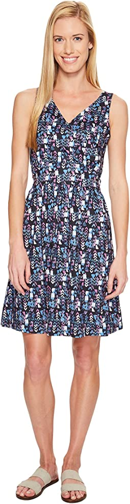 On The Way Printed Dress