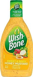 Best wishbone sweet and spicy honey mustard Reviews