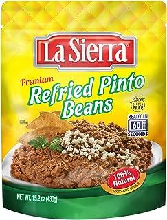 La Sierra REFRIED POUCH 15.2OZ