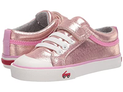 See Kai Run Kids Kristin (Toddler/Little Kid) (Rose Shimmer) Girls Shoes