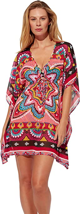 Just Cool Caftan Cover-Up