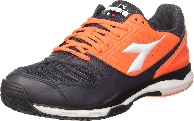 Diadora Men's S.Comfort Sl 8 Ag Tennis shoes