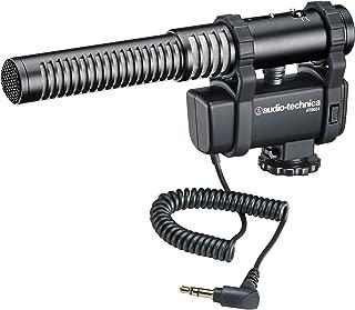 Audio-Technica AT8024 Stereo/Mono Camera-Mount Condenser Microphone
