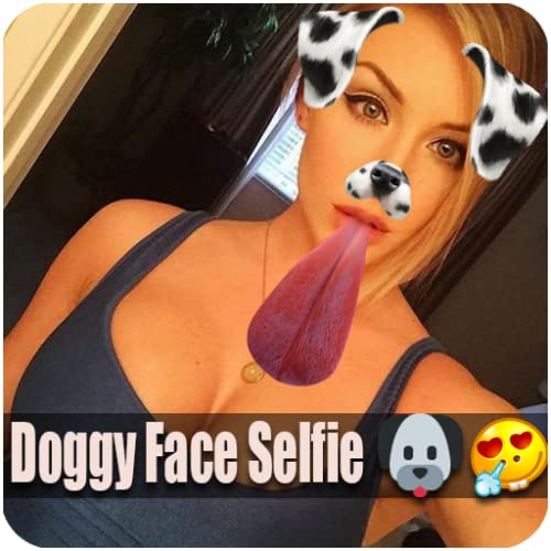 Doggy Face Snappy Photo Filters Stickers - Photo Editor For Snapchat