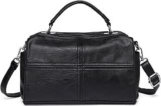 Crossbody Bags for Women,VASCHY Vegan Leather Top Handle Satchel Handbag Fashion Shoulder Bag Purse