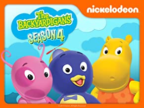 The Backyardigans Season 4