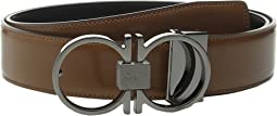 Salvatore Ferragamo - Reversible/Adjustable Belt - 678942