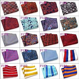 0a1821a5 Amazon.es: pañuelos hombre bolsillo - Pañuelos / Accesorios: Ropa