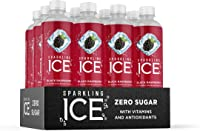 Sparkling Ice, Black Raspberry Sparkling Water, with Antioxidants and Vitamins