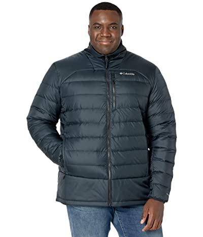 Columbia Big Tall Autumn Parktm Down Jacket (Black) Men