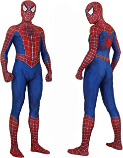 Unisex Lycra Spandex Zentai Halloween Christmas Cosplay Costumes Suit Adult/Kids 3D Style