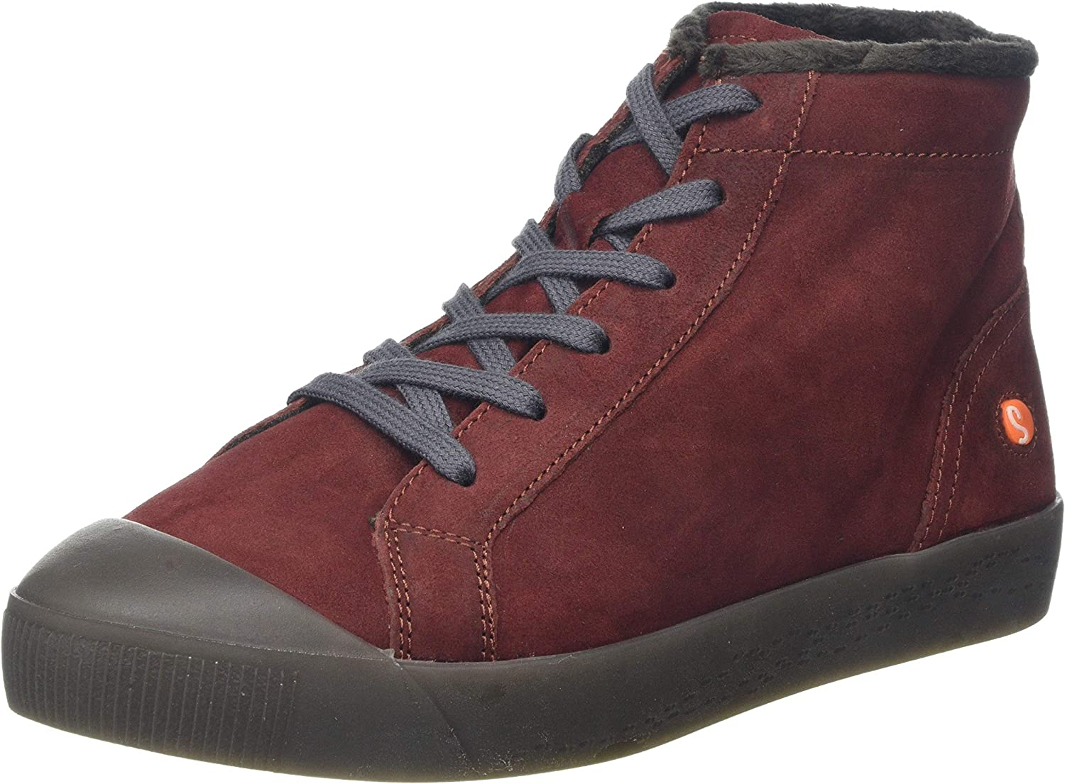 Softinos Fresno Mall Girl's Max 68% OFF Hi-Top Trainers