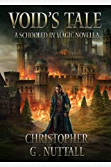 Void's Tale: A Schooled In Magic Novella Kindle Edition