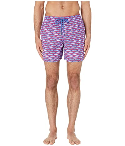 Vilebrequin Moorea Marbella Swim Trunks (Grosielle) Men