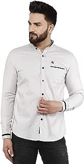 FASHION RITMO Men's Regular Fit Casual Shirt