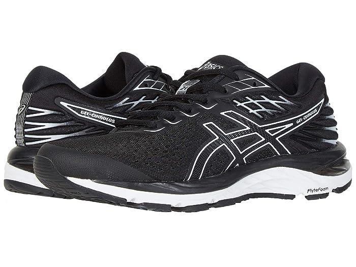ASICS  GEL-Cumulus 21 (Black/White) Womens Running Shoes