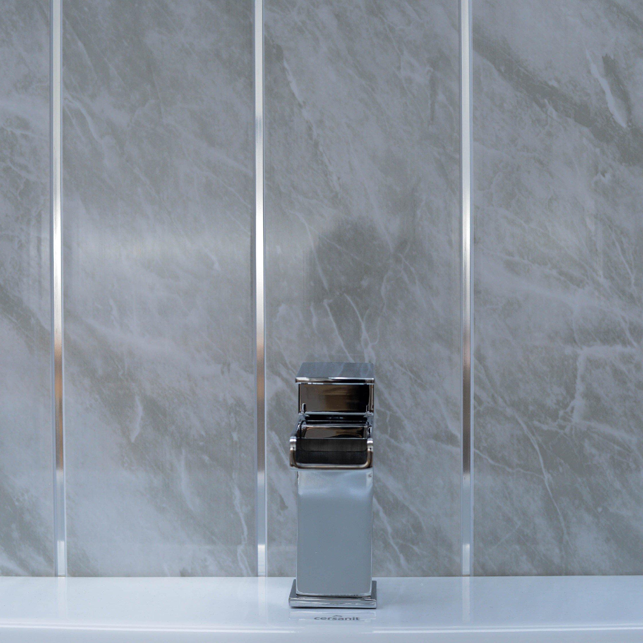 bathroom wall panels amazon co uk rh amazon co uk bathroom wood paneling for walls fiberglass panels for bathroom walls