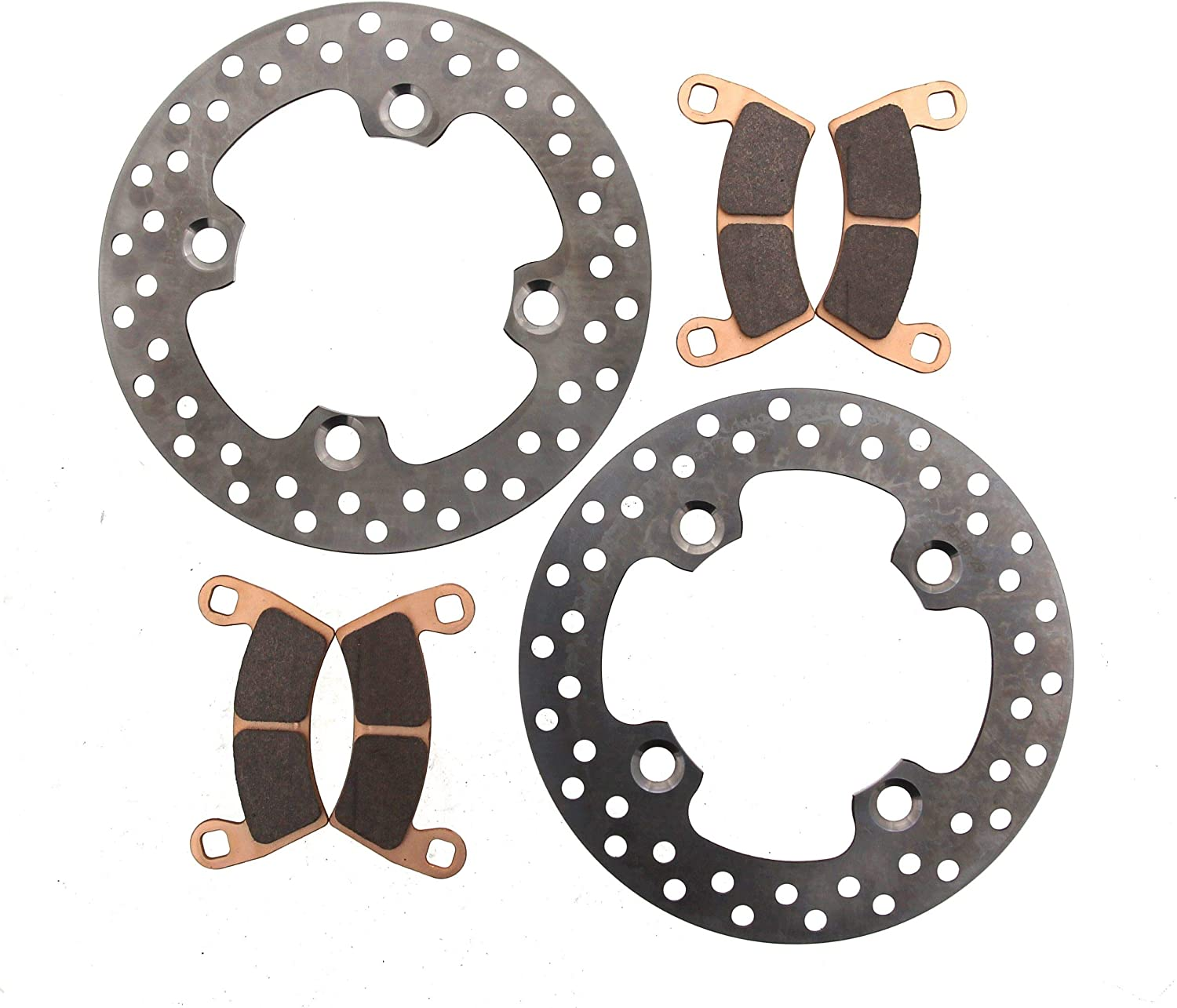 2012-2019 Polaris Ranger XP Sales of SALE items from new works 900 Front MudR New mail order Brake Disc and Rotors