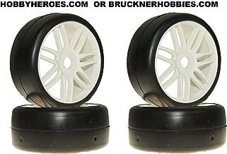 GRP GT Slick Tires (4) on new rims S1 XXSOFT Compound