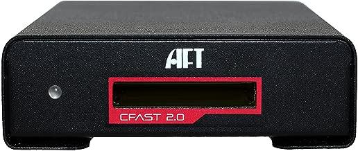 Blackjet VX-1C, CFAST 2.0 Reader USB 3.1 Gen 2, 525MB/s Writer for URSA Alexa Mini EOS 1D, Canon and More