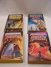 Riftwar Saga Complete 4 Volumes: Magician Apprentice, Magician Master, Silverthorn, Darkness at Sethanon