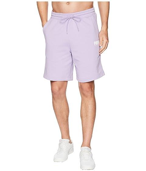 Logo PUMA púrpura Tower rosa Shorts dxqBAgX
