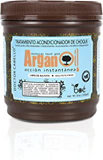 Boe Moroccan Liquid Gold Argan Oil Hair Treatment 8 Ounce, 8 Ounces